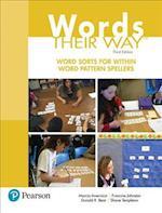 Words Their Way af Donald R. Bear, Francine Johnston, Marcia R. Invernizzi