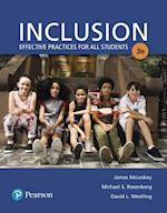 Inclusion + Enhanced Pearson Etext Access Card (Whats New in Special Education)