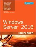 Windows Server 2016 Unleashed (Unleashed)