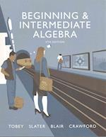 Beginning & Intermediate Algebra + Video Worksheets With the Math Coach