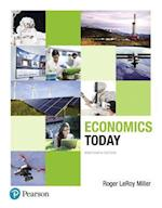 Economics Today, Student Value Edition Plus Myeconlab with Pearson Etext -- Access Card Package