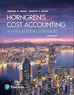 Horngren's Cost Accounting Plus Myaccountinglab with Pearson Etext -- Access Card Package