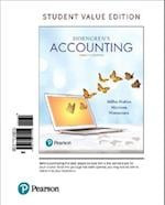 Horngren's Accounting, Student Value Edition Plus Myaccountinglab with Pearson Etext -- Access Card Package