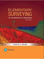 Elementary Surveying + Masteringengineering With Pearson Etext Access Card