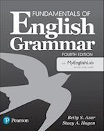 Fundamentals of English Grammar with Myenglishlab