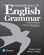 Fundamentals of English Grammar with Essential Online Resources, 4e