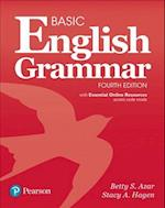Basic English Grammar with Online Resources, 4e