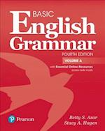 Basic English Grammar Student Book a with Online Resources