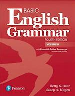 Basic English Grammar Student Book B with Online Resources