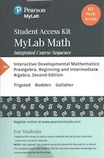 Mymathlab Student Access Kit for Interactive Developmental Mathematics