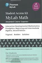 Mymathlab -- Student Access Kit -- For Interactive Developmental Mathematics