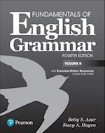 Fundamentals of English Grammar Student Book B with Online Resources
