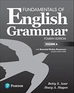 Fundamentals of English Grammar Student Book a with Online Resources