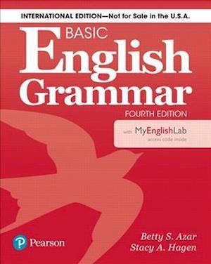 Basic English Grammar 4e Student Book with MyLab English, International Edition