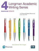 Longman Academic Writing Series, Level 4 (Longman Academic Writing, nr. 4)