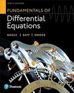 Fundamentals of Differential Equations (NagleSaffSnider Fundamentals of Differential Equations)