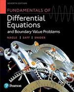 Fundamentals of Differential Equations and Boundary Value Problems Plus Mymathlab with Pearson Etext -- Access Card (NagleSaffSnider Fundamentals of Differential Equations)