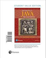 Introduction to Java Programming, Brief Version, Student Value Edition