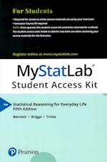 Mystatlab with Pearson Etext -- Standalone Access Card -- For Statistical Reasoning for Everyday Life