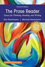 Prose Reader Essays for Thinking, Reading and Writing, MLA Update