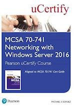 McSa 70-741 Pearson Ucertify Student Access Card (Certification Guide)