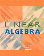 Introduction to Linear Algebra (Pearson Modern Classics for Advanced Mathematics)