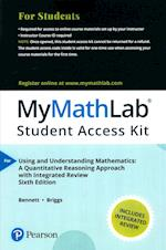 Mymathlab with Pearson Etext -- Standalone Access Card -- For Using and Understanding Mathematics with Integrated Review