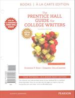 Prentice Hall Guide for College Writers, MLA Update, The, Books a la Carte Edition