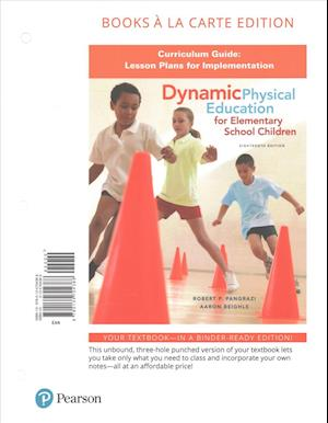 Bog, hardback Dynamic Physical Education Curriculum Guide af Robert P. Pangrazi