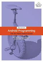 Android Programming (Big Nerd Ranch Guides)