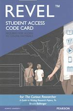 The Curious Researcher Revel Access Code Card (Revel)