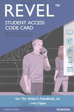 The Writer's Handbook Revel Access Code (Revel)