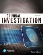 Criminal Investigation (Justice Series), Student Value Edition Plus Revel -- Access Card Package