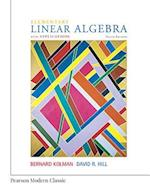 Elementary Linear Algebra With Applications (Pearson Modern Classics for Advanced Mathematics)