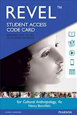 Revel for Cultural Anthropology -- Access Card