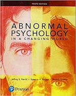 Abnormal Psychology in a Changing World Plus New Mypsychlab with Pearson Etext -- Access Card Package