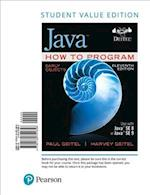 Java How to Program, Early Objects, Student Value Edition