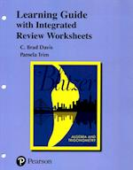 Worksheets Plus Mymathlab Student Access Card for Algebra and Trigonometry with Integrated Review -- Access Card Package