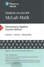 Mymathlab with Pearson Etext -- Standalone Access Card -- For Elementary Algebra