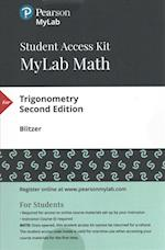 Mymathlab with Pearson Etext -- Standalone Access Card -- For Trigonometry