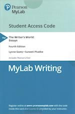 Mywritinglab with Pearson Etext -- Standalone Access Card -- For the Writer's World