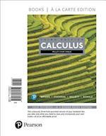 Multivariable Calculus, Books a la Carte Edition