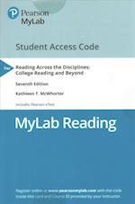 New Myreadinglab with Pearson Etext -- Access Card -- For Reading Across the Disciplines College Reading and Beyond