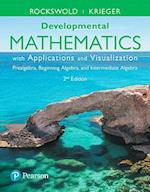 Developmental Mathematics with Applications and Visualization