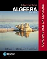 Mymathlab with Pearson Etext -- Standalone Access Card -- For Intermediate Algebra
