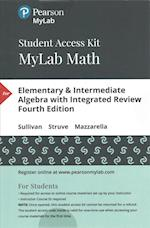 Mymathlab with Pearson Etext -- Standalone Access Card -- For Elementary & Intermediate Algebra with Integrated Review