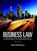 Business Law Plus 2017 Myblawlab with Pearson Etext -- Access Card Package