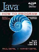 Java How to Program Early Objects + MyProgrammingLab with Pearson eText Access Card (How to Program)