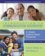 Introduction to Communication Disorders + Enhanced Pearson Etext Access Card (Whats New in Communication Sciences Disorders)