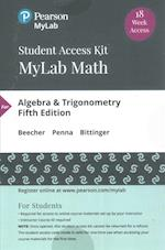 Mymathlab with Pearson Etext -- Student Access Card -- For Algebra and Trigonometry 18 Week
